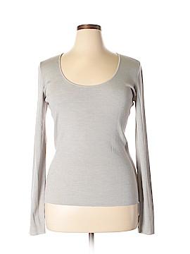 St. John Wool Pullover Sweater Size L