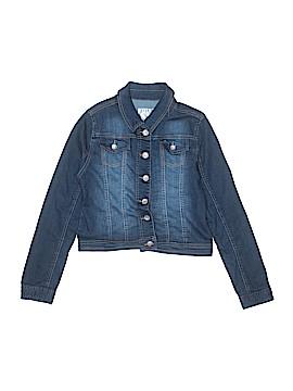Justice Denim Jacket Size 12 - 14