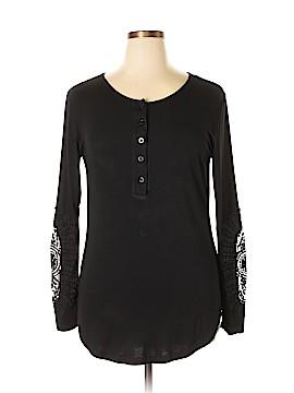 Amaryllis Long Sleeve Top Size L