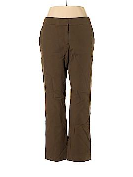 Ann Taylor Khakis Size 12 (Tall)
