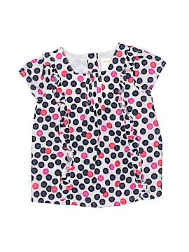 Gymboree Short Sleeve Blouse Size 4T