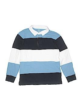 Gymboree Long Sleeve Polo Size 12