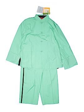 Shanghai Tang Long Sleeve Button-Down Shirt Size 6