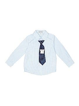 Kitestrings Long Sleeve Button-Down Shirt Size 2T