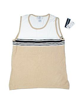 Jennifer Moore Sweater Vest Size M