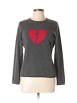 Lauren Hansen Cashmere Pullover Sweater Size L