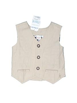 JoJo Maman Bebe Tuxedo Vest Size 4 - 5