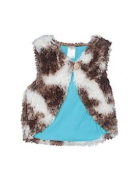 Zutano Faux Fur Vest Size 3T