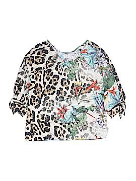 MESMERIZE 3/4 Sleeve Blouse Size L