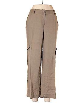 Emanuel Ungaro Linen Pants Size 10