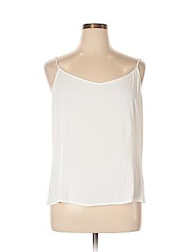 Eileen Fisher Sleeveless Blouse Size XXL