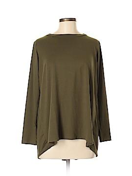 Bobeau Long Sleeve T-Shirt Size M