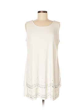 Alfani Casual Dress Size L (Petite)