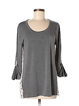 Pixley Long Sleeve Top Size M