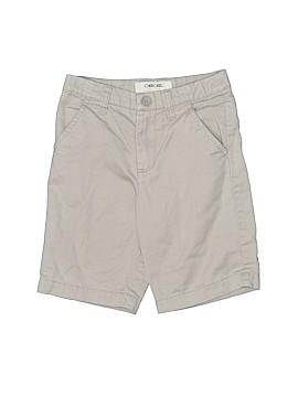 Cherokee Khaki Shorts Size 7