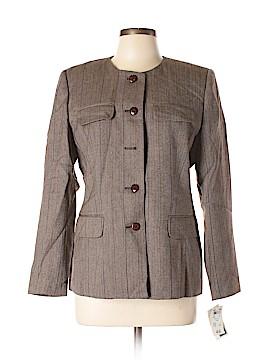 Jennifer Moore Wool Blazer Size 10