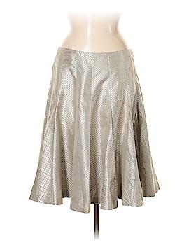 Emanuel by Emanuel Ungaro Silk Skirt Size 8