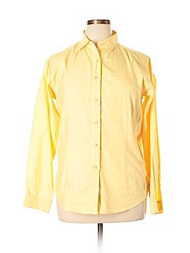 ExOfficio Long Sleeve Button-Down Shirt Size L