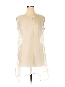 Stella Carakasi Sleeveless Silk Top Size XL