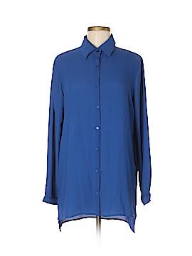 Soprano Long Sleeve Blouse Size M