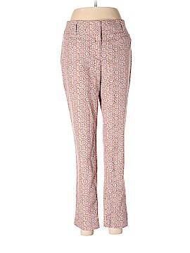 Ann Taylor LOFT Khakis Size 6 (Tall)
