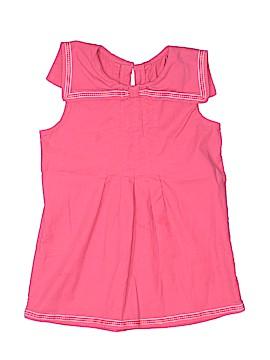 Gymboree Short Sleeve Blouse Size 8