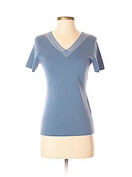 Elie Tahari Short Sleeve Top Size S