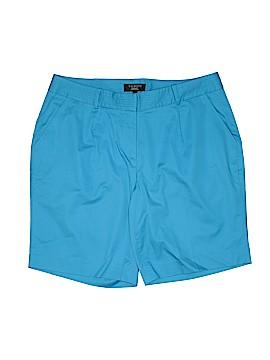 Talbots Khaki Shorts Size 12W
