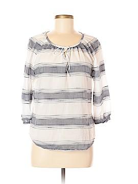 SONOMA life + style 3/4 Sleeve Blouse Size M
