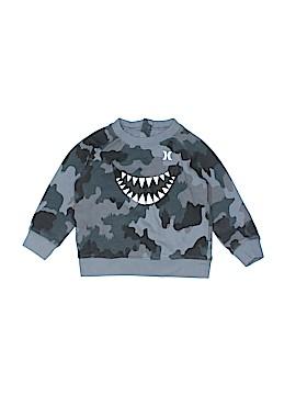 Hurley Sweatshirt Size 18 mo