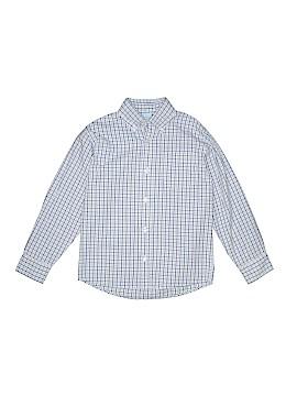 Bella Bliss Long Sleeve Button-Down Shirt Size 7