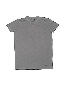 Joe's Jeans Short Sleeve Henley Size M (Youth)