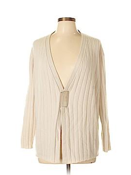 Lafayette 148 New York Cashmere Cardigan Size 1X (Plus)