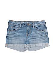 Mossimo Women Denim Shorts Size 4