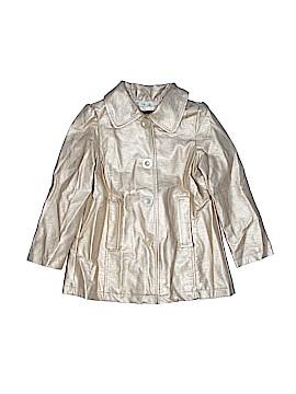 Me Jane Kids Faux Leather Jacket Size 6