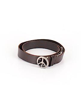 Aeropostale Leather Belt Size 32 - 34
