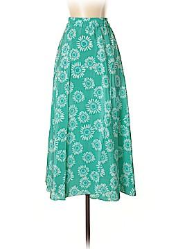 Tucker Silk Skirt Size S