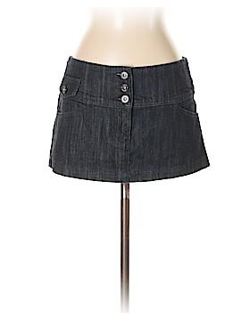 Car Mar Denim Skirt 27 Waist