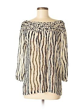 Eunishop 3/4 Sleeve Blouse Size M