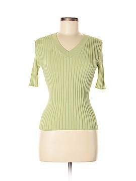 Garfield & Marks Silk Pullover Sweater Size M