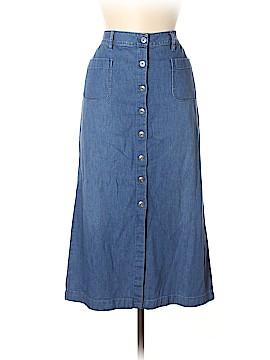 J.jill Casual Skirt Size 8 (Petite)