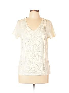 Preswick & Moore Short Sleeve Top Size XL (Petite)