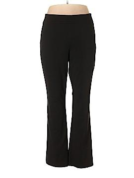 Simply Vera Vera Wang Casual Pants Size XL