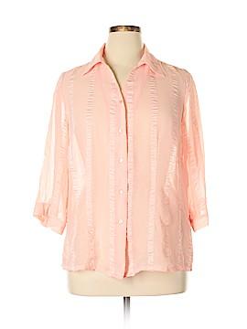 Avenue 3/4 Sleeve Blouse Size 14 - 16 Plus (Plus)