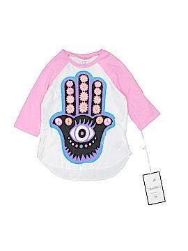 Lauren Moshi 3/4 Sleeve T-Shirt Size 4