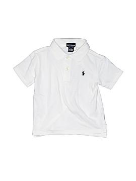 Ralph Lauren Short Sleeve Polo Size 3T