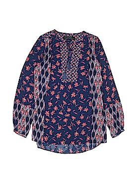 Diane Gilman Long Sleeve Blouse Size XS