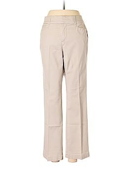 JM Collection Khakis Size 8 (Petite)