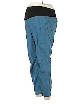 Ann Taylor LOFT Cargo Pants Size 12 (Maternity)