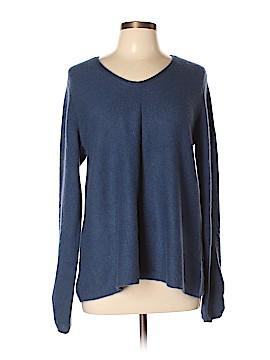 Garnet Hill Cashmere Pullover Sweater Size L